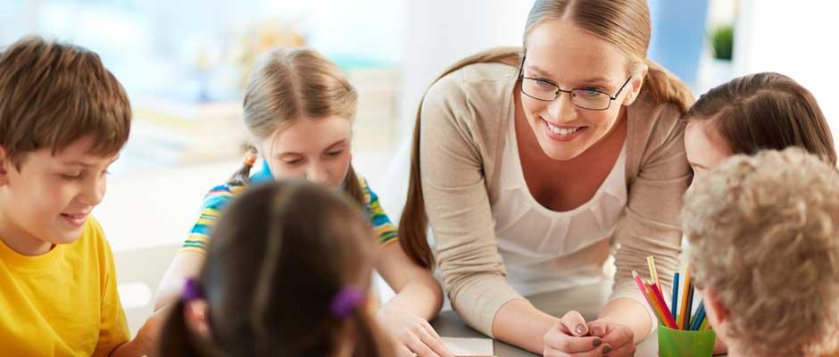 'A good teacher makes a difference'